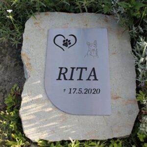 Náhrobek Rita